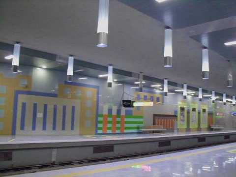 Sofia Metro expansion part 1