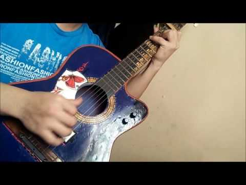 Fingerstyle (faiha cari pokemon)  cover by airulGC