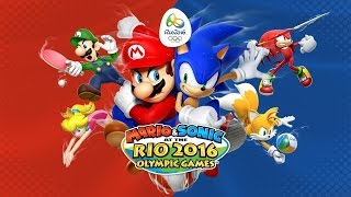 Mario & Sonic at the Rio 2016 Olympic Games - Heroes Showdown