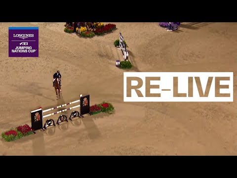 RE-LIVE | Hyundai Cup | Longines FEI Jumping Nations Cup™ 2019 Final | Barcelona (ESP)