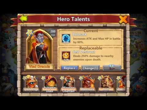 Castle Clash Level 5 Talent Chest