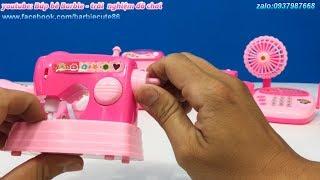 Đồ chơi bếp mini dành cho bé, 장난감 . đồ hàng bộ làm bếp . vlog 88