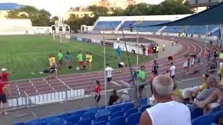 400 м юноши Россия Новороссийск им. Зеленцовой 2016