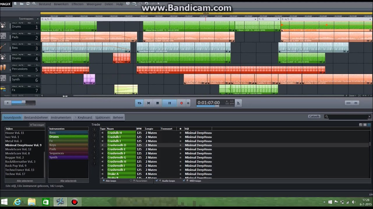 Magix music maker deep house youtube for House music maker