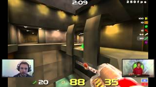 Q3God's Quake Live Qualifier #3 - Zoot vs elik