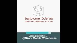 @NAV Mobile Warehouse \ Mobile WM Solution for  Navsion