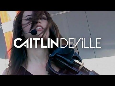 Canon Rock (Jerry C) - Electric Violin Cover | Caitlin De Ville
