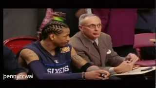 Allen Iverson Story: NBA Final 2001 vs the Lakers