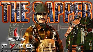 """Commandos: Behind Enemy Lines 📚 Official Tutorial 5 💣 The Sapper """"Inferno"""""""