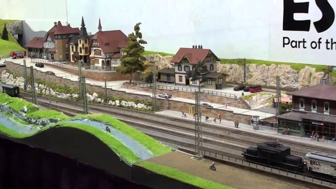 International Trains - AMRA Caulfield model railway exhibition 2014