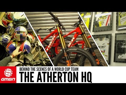 Atherton HQ | Behind The Scenes