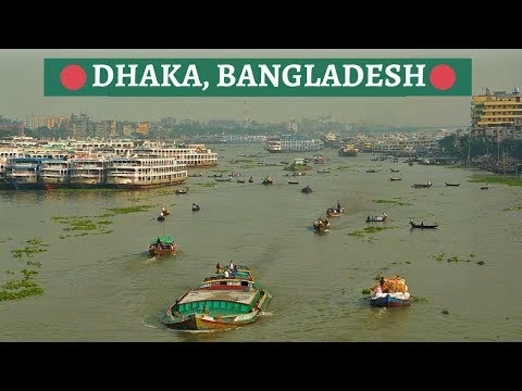 BANGLADESH IS INCREDIBLE | Exploring Dhaka