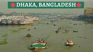 BANGLADESH IS INCREDIBLE | Exploring Dhaka