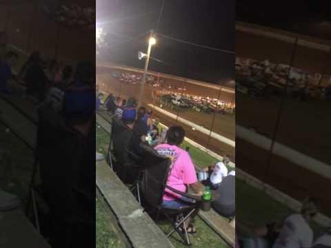 My first trip to Tazewell Speedway