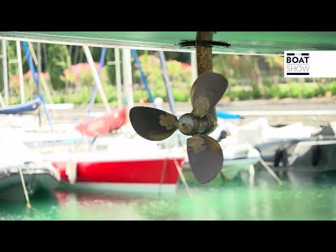[ENG] ZF Marine SPP – How To Maneuver Your Sail Boat Easily  - Review - The Boat Show