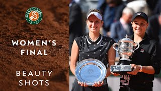 Beauty Shots #14 - The Women's Final - Ashleigh Barty vs Marketa Vondrousova | Roland-Garros 2019