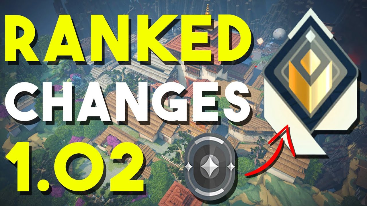 VALORANT | Ranked Changes for 1.02 & Release Tomorrow?