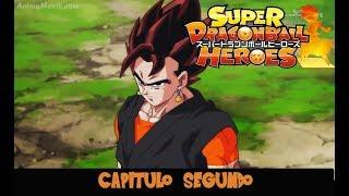 SUPER DRAGON BALL HEROES -CAPITULO 2 COMPLETO HD-  Sub Español