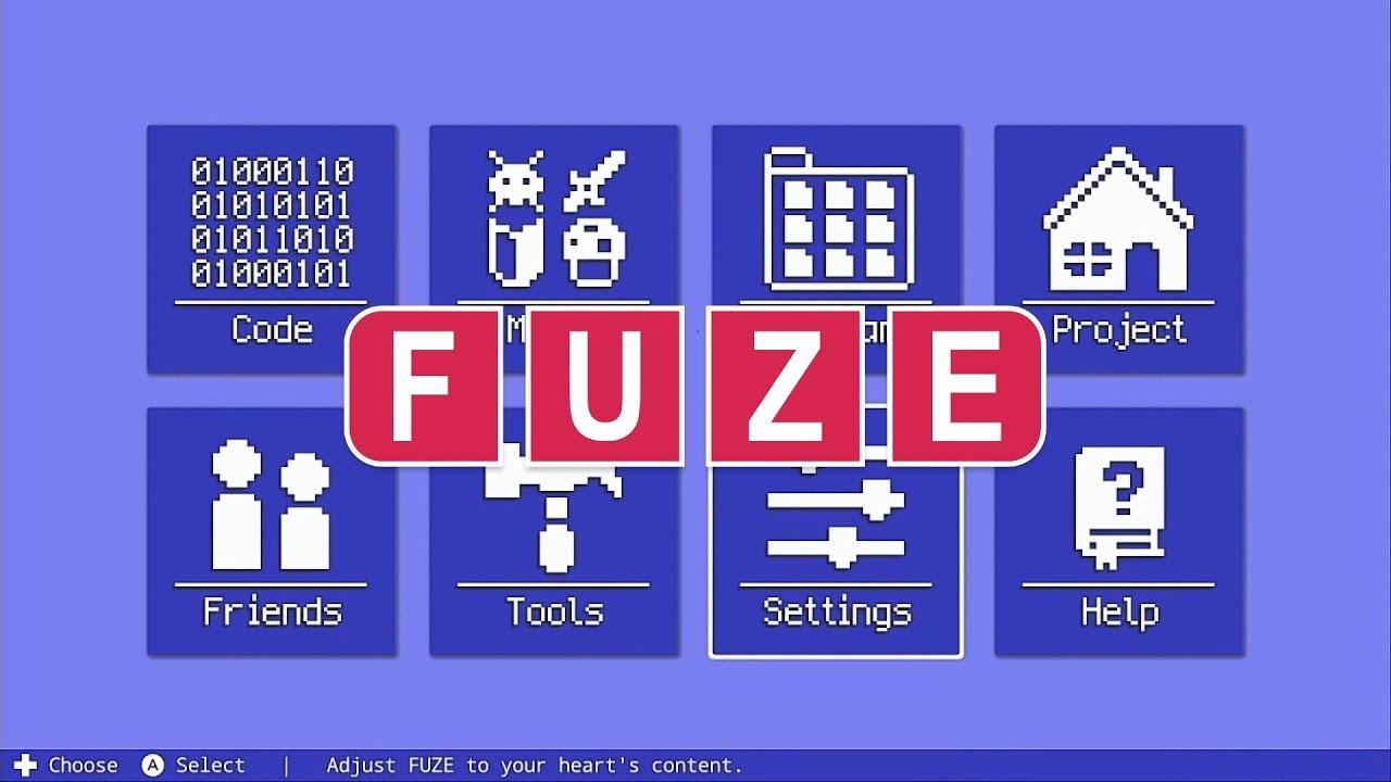 FUZE ⁴ Nintendo Switch - Tech Demo