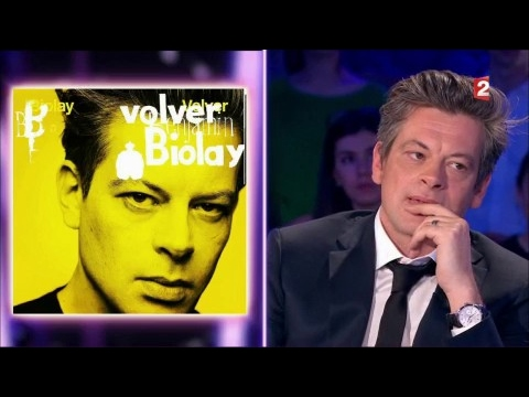 Benjamin biolay on n 39 est pas couch 20 mai 2017 onpc youtube - Youtube on n est pas couche ...