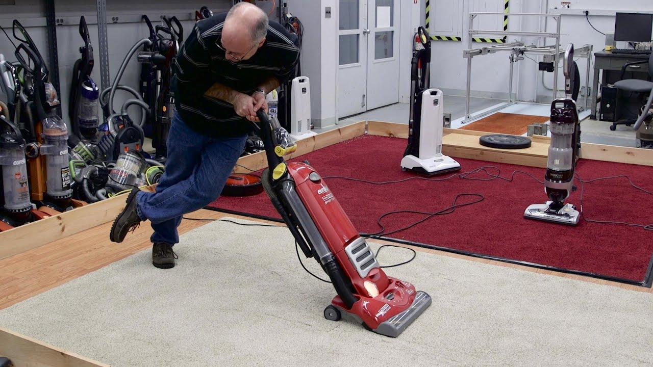 Carpets Too Thick To Vacuum Consumer Reports Youtube