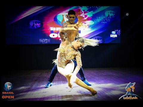 Baila Mundo - Karen Forcano e Ricardo Vega (Brasil Latin Open 2017)