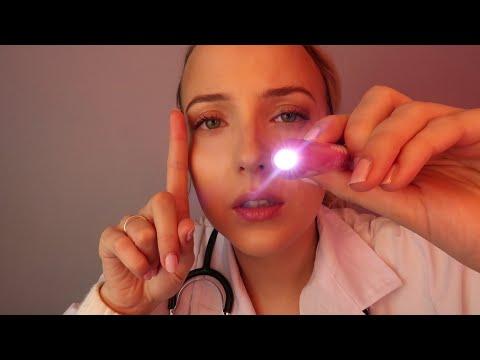 asmr:-optic-cranial-nerve-exam-with-flashlight,-follow-my-finger-&-eye-exam