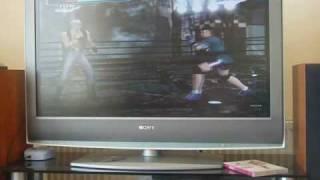 Tekken Tag Jun and Law Playthrough