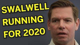 Eric Swalwell is Running for President