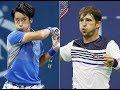 【テニス】杉田祐一vsラヨビッチ 成都オープン2017