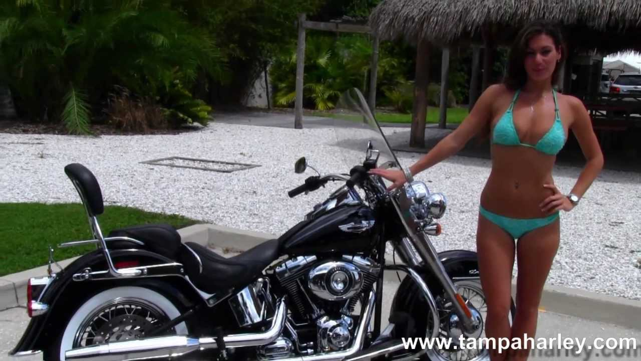 used 2012 harley davidson flstn softail deluxe motorcycles for sale youtube. Black Bedroom Furniture Sets. Home Design Ideas