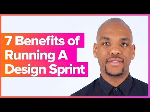 7 Benefits of Running A Design Sprint In Your Business