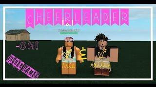 Roblox -Cheerleader- Music Video