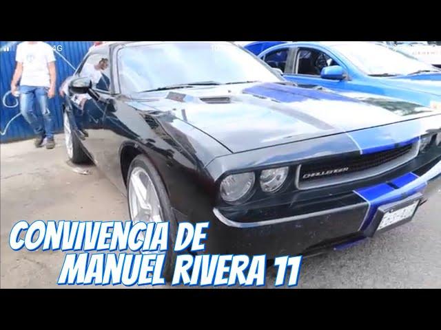 Convivencia de Manuel Rivera 11| Yeo Speed