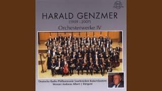 Tänzerische Suite für großes Orchester, GeWV 96: II. Schneller Tanz - Sehr frisch und lebhaft