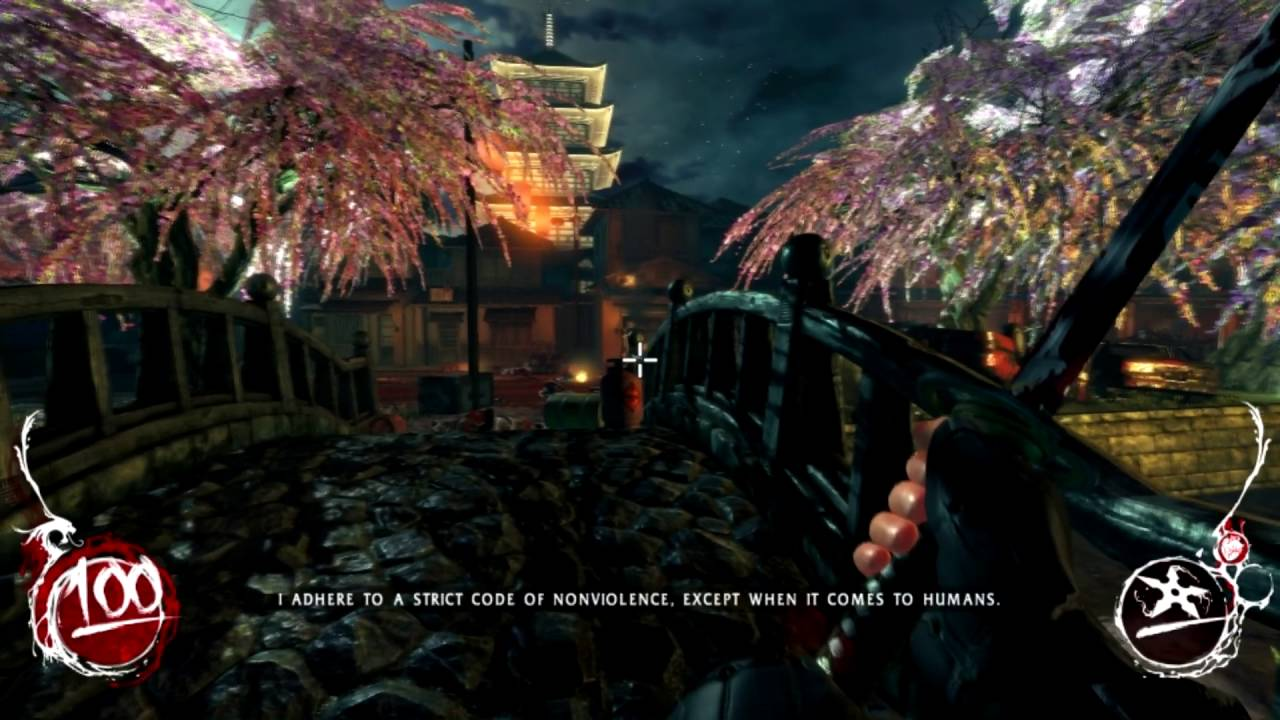 Shadow Warrior 2013 - Lo Wang Battle Quotes