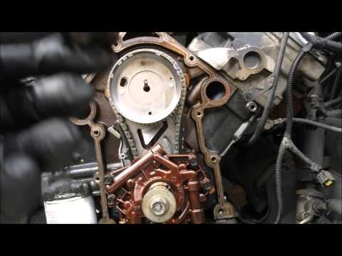 HEMI 5.7 Broken Timing Chain Tensioner & Replacement DIY