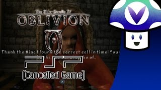 [Vinesauce] Vinny - Elder Scrolls IV: Oblivion (Cancelled PSP Game)