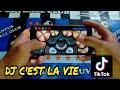 Dj C Est La Vie Lagu Tiktok Viral Real Drum Cover  Mp3 - Mp4 Download