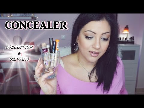 Concealer |Collection & Review|