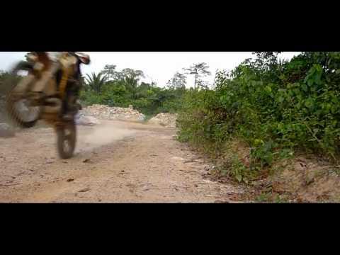 SX Race Track Ghana.avi