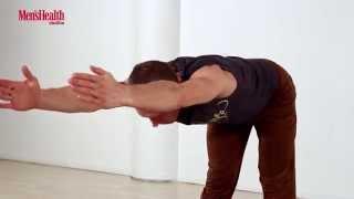 Уроки йоги для мужчин: комплекс упражнений против стресса