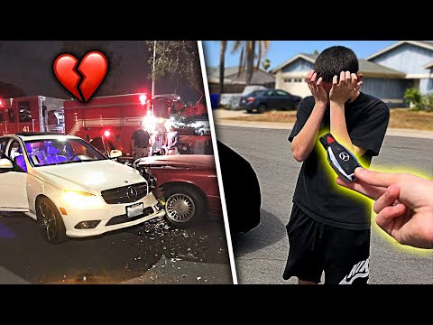 What really happened to the car FaZe Rug surprised him with...