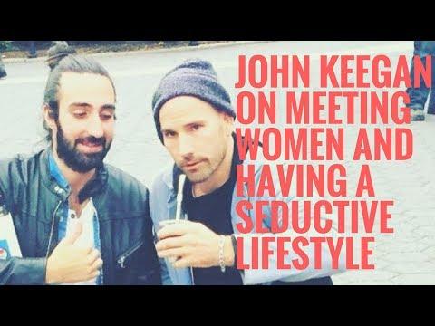 John Keegan Interview / Entrevista con John Keegan