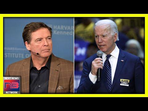 Look Who James Comey Wants Joe Biden to Consider Pardoning