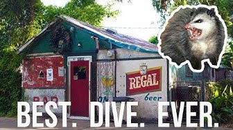 Best Dive Bar in New Orleans - Snake and Jake's Christmas Club Lounge