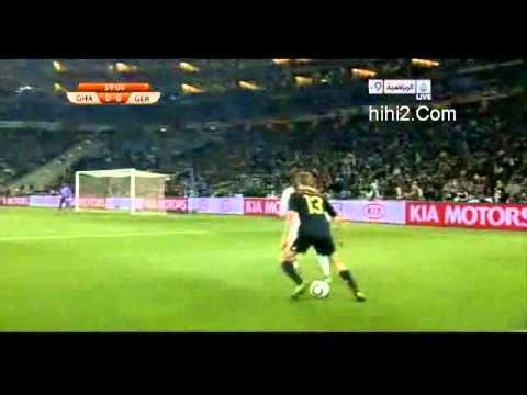 Top 10 Goals In World Cup 2010