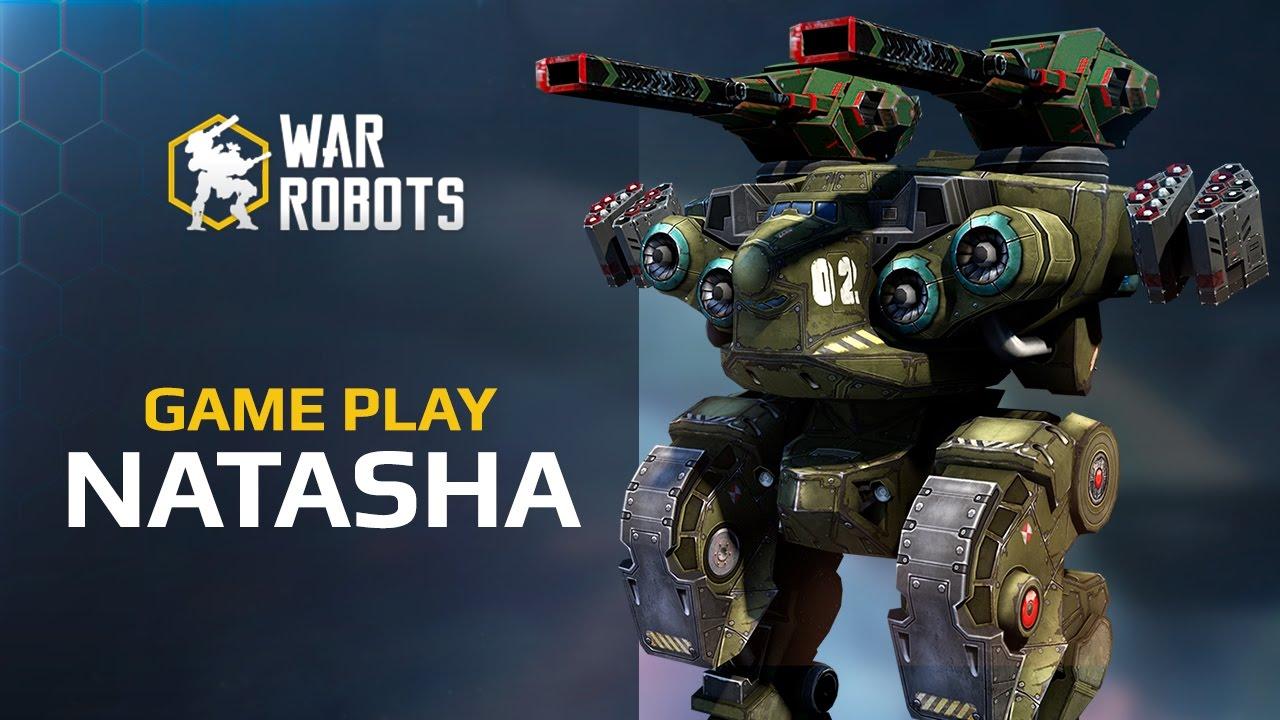 Walking War Robots Carnage