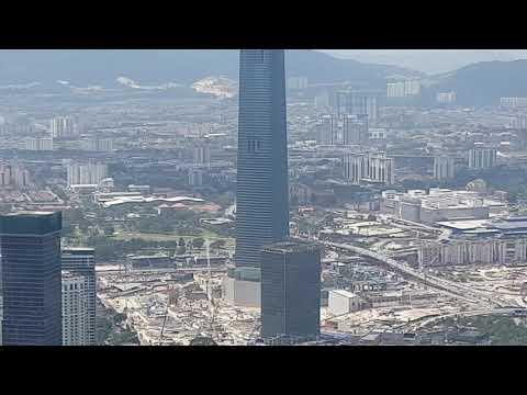 Kuala lumpur new skyscraper 2018 !!! The Exchange In 4k