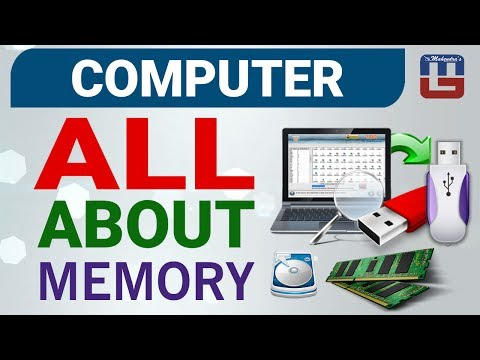 ALL ABOUT MEMORY | COMPUTER | SBI PO MAINS